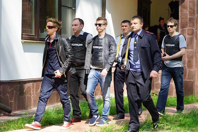 Платье из сериала полицейский с рублевки