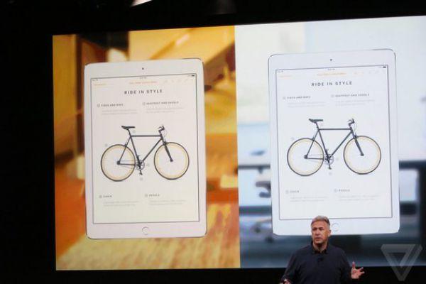 TrueTone не было в большом iPad Pro
