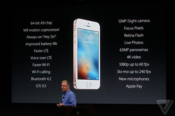 3D Touch и размер экрана — вот и все отличия.