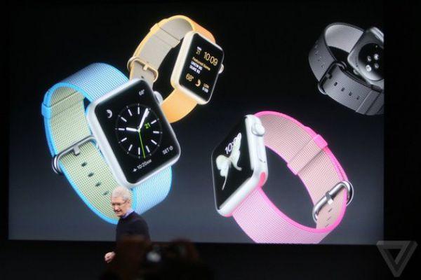 Часы с новым нейлоновым ремешком от 299 долларов