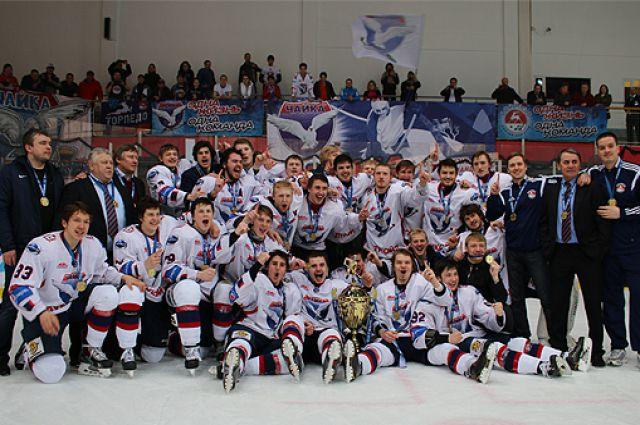 Нижегородская «Чайка» проиграла впервом матче ¼ финала Кубка Харламова