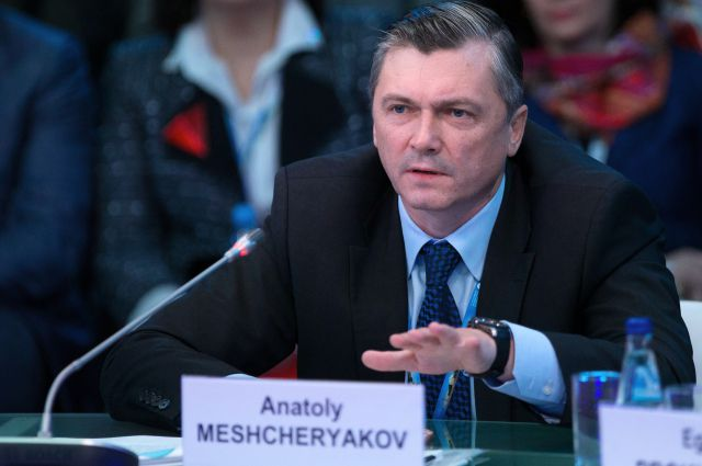 Анатолий Мещеряков: «Когда Самедов делал резкие заявления, наверное, он кого-то слушал»