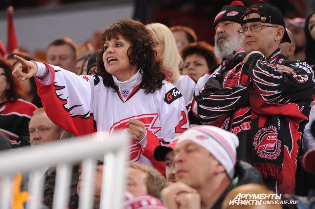 Хоккейный сезон для омского клуба уже завершился.