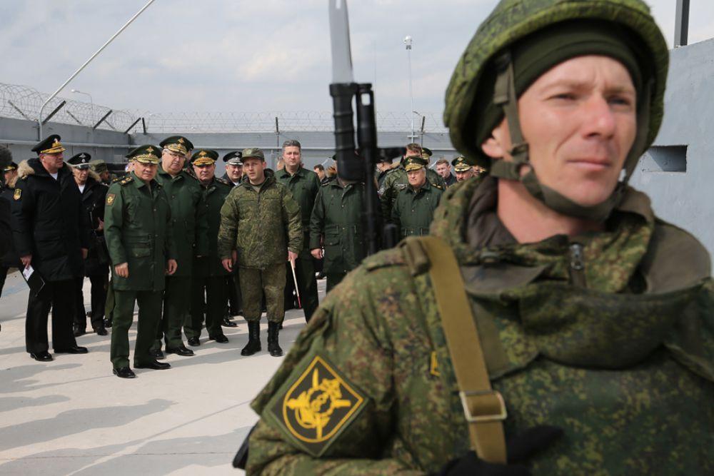 Министр обороны России потребовал уделить особое внимание строительству объектов культурно-бытового назначения для военнослужащих и членов их семей.