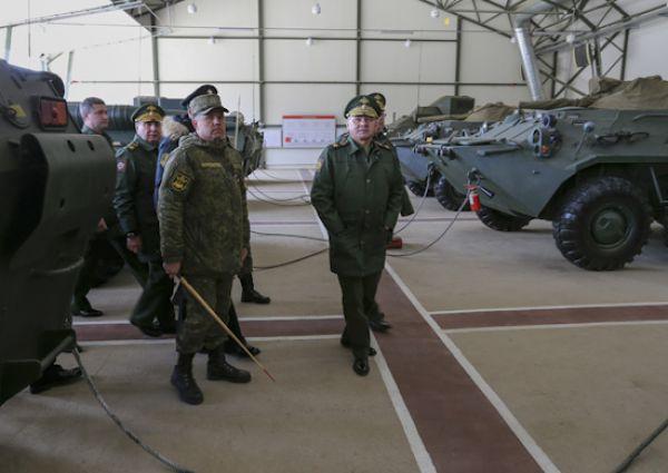 На вопрос генерал армии Сергея Шойгу,  может ли соединение подготовить полноценного квалифицированного специалиста за один год службы, комбриг ответил утвердительно