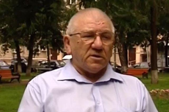 Александр Карабиненко.