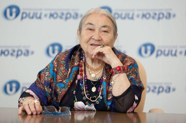 Мария Волдина.