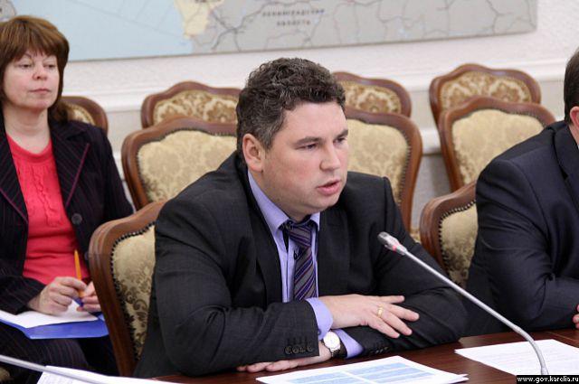 Алексей Максимов в правительстве РК