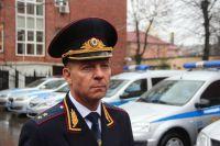 Глава регионального УМВД Евгений Мартынов.