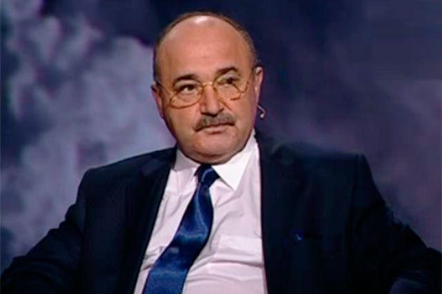Михаил Решетников.
