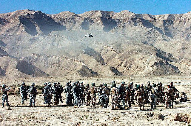 Армия Ирака начала наступление наудерживаемыйИГ Мосул