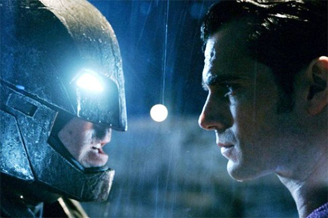 «Бэтмен против Супермена».