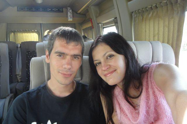 Дмитрий и Елена Черновы из Новочеркасска Ростовской области.