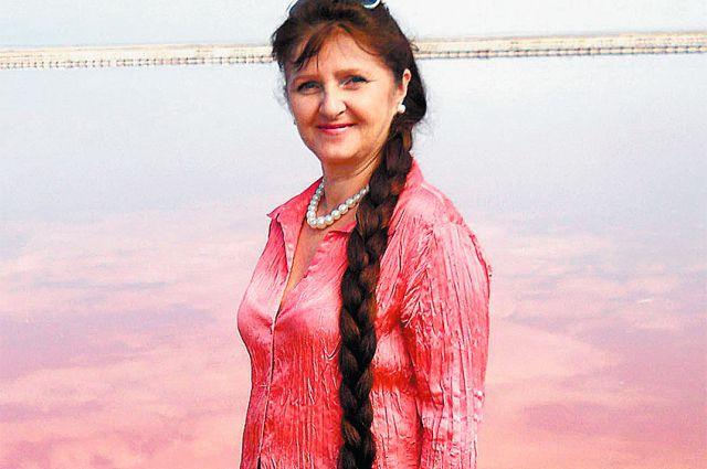 Наталья Онуфрейчук.