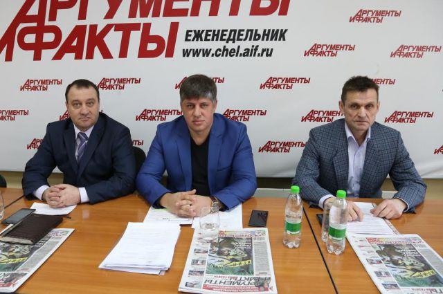 Пресс–конференции в «АиФ–Челябинск».