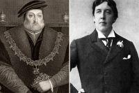 Генрих VIII Тюдор и Оскар Уайльд.