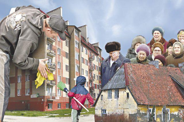 Не нуждающиеся в жилье чиновники получают квартиры вместо очередников.