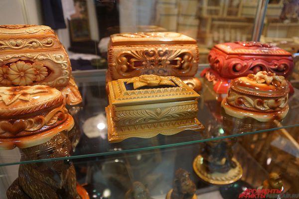 В пятницу, 25 марта, на территории Пермской ярмарки стартовала выставка-продажа «ГУФСИН-2016. Весна».