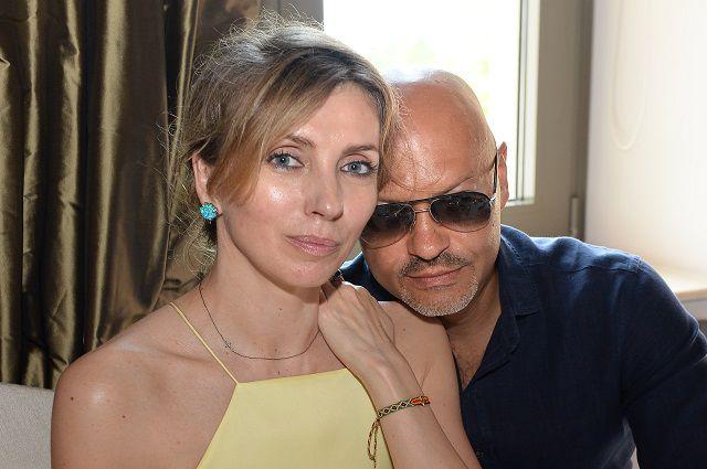 Федор и Светлана Бондарчук.