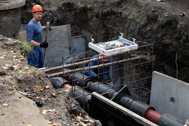 Каждый год на ремонт теплосетей уходят миллионы бюджетных рублей.