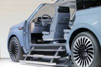 Lincoln Navigator Concept.