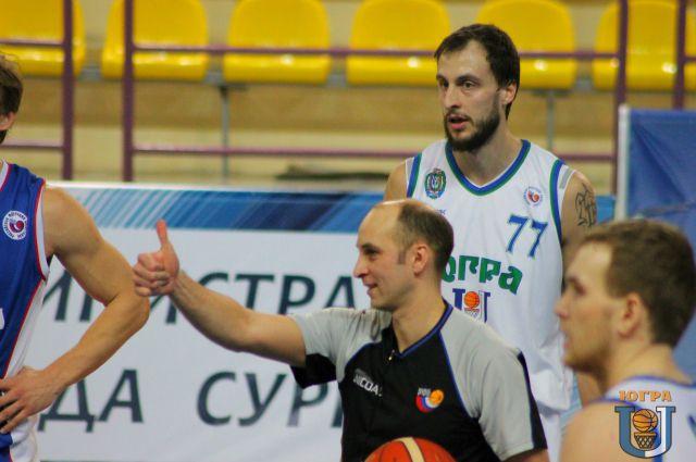 Денис Хлопонин (№77) - один из лучших игроков