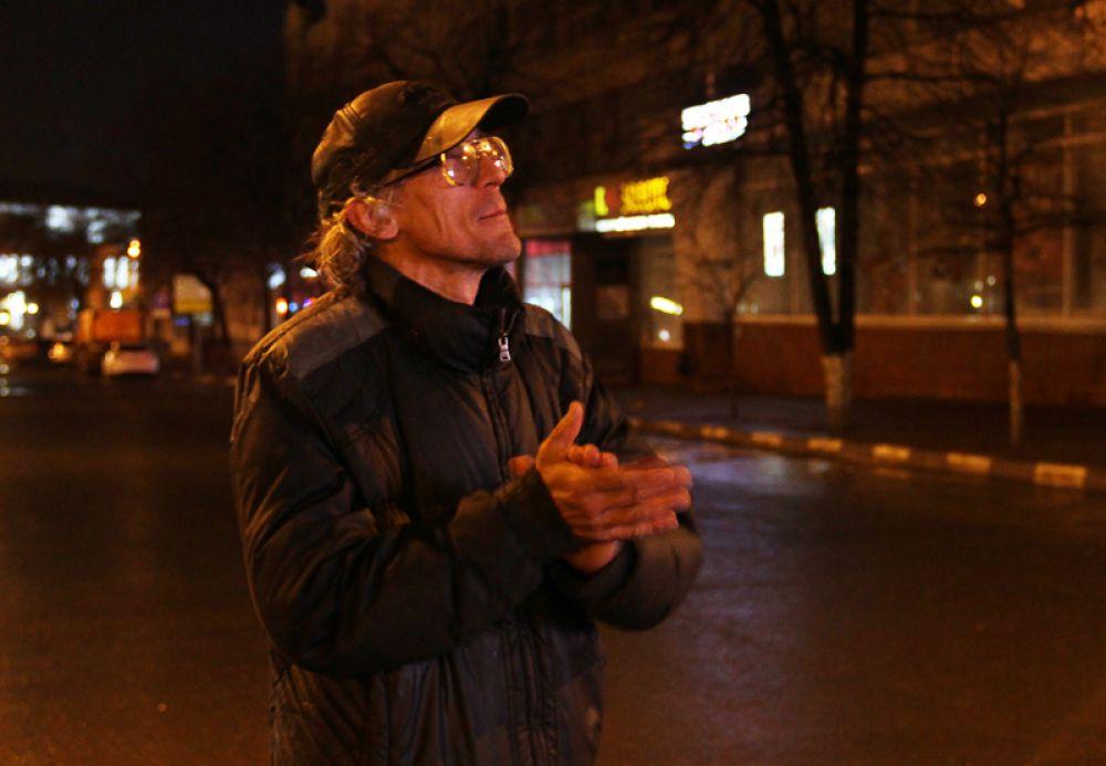 Общественность представлял известный зоозащитник Игорь Григорченко