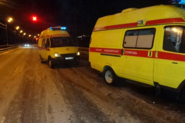 От полученных травм водитель скончался