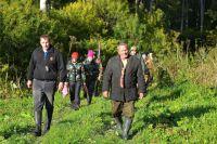 31 раз в 2015 году волонтёры выезжали в лес на поиски, которые зачастую затягивались на несколько дней.