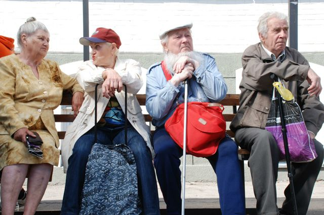 Рановато не пенсию