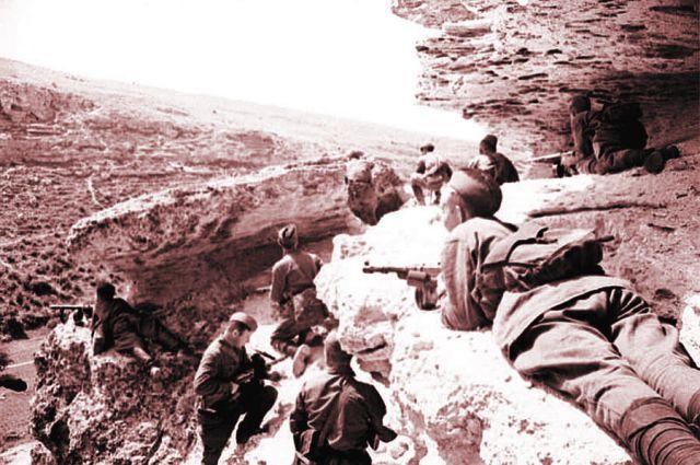 Под Севастополем пропали десятки тысяч человек.