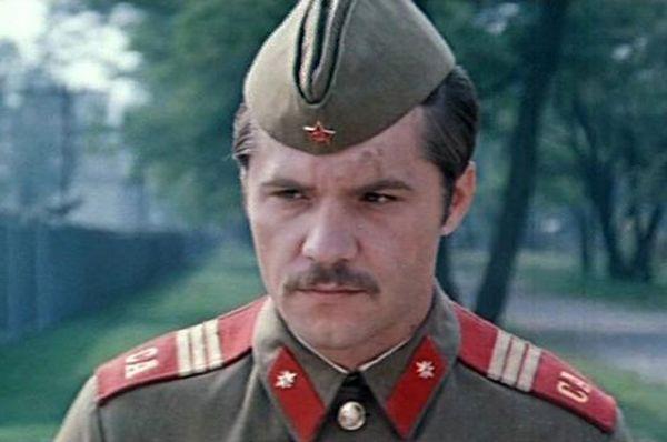 «Весенний призыв», 1976 год. Роль - сержант Карпенко