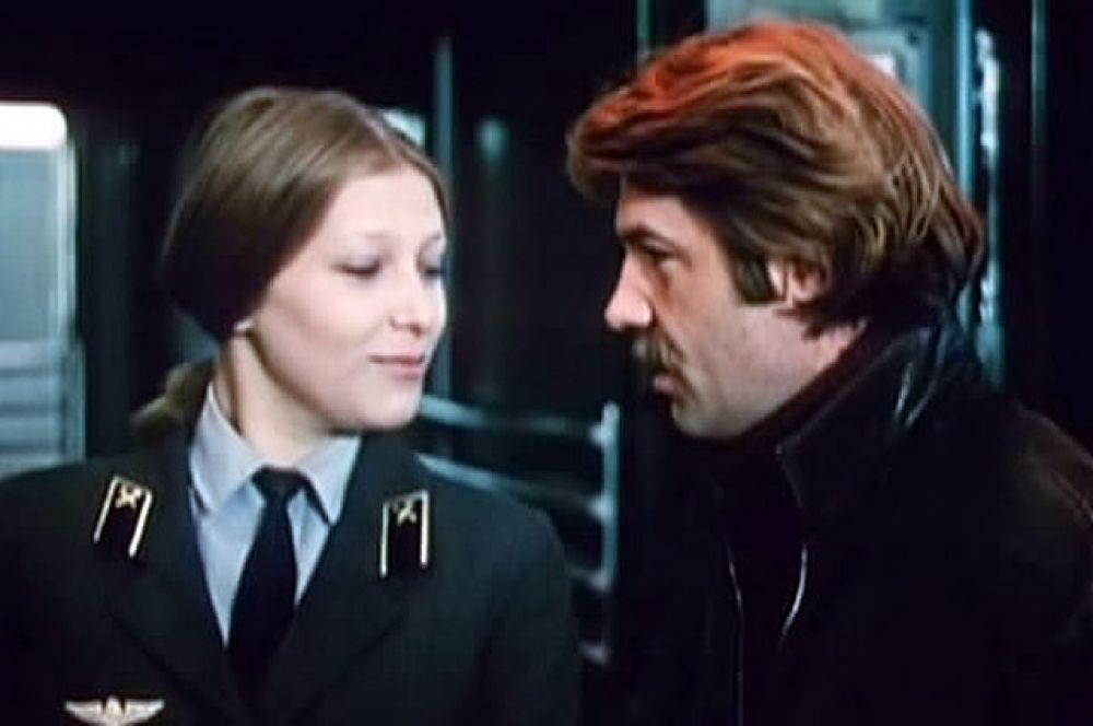 «34-й скорый», 1982 год. Роль - Александр Муханов