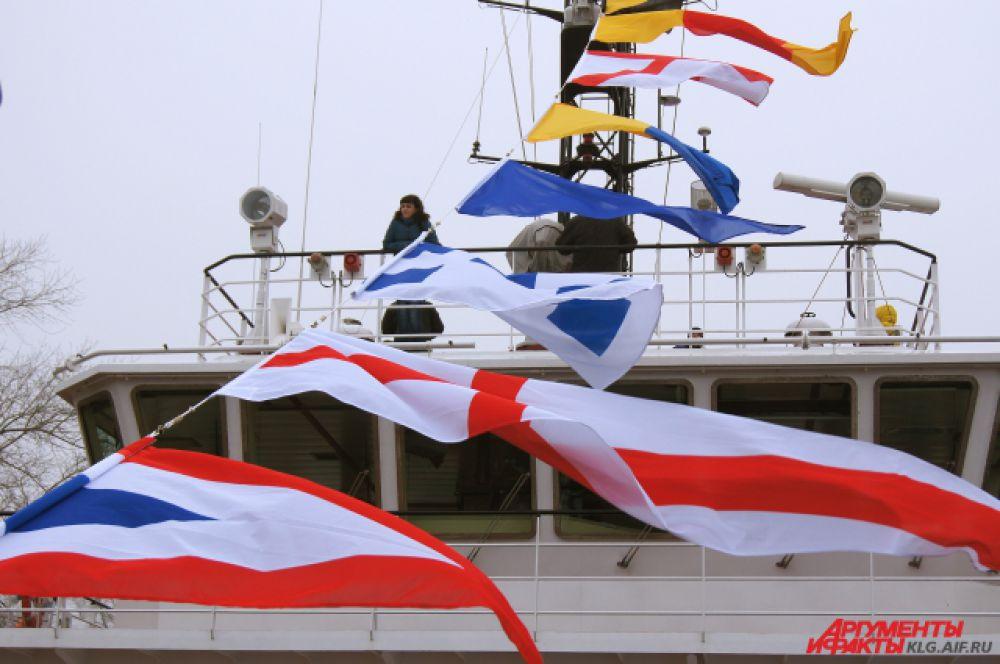 В Балтийском море проходят важнейшие морские коммуникации, соединяющие Россию со многими морскими государствами.