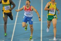Александра Деревягина называли королём барьерного бега. И это неслучайно, ведь в течение нескольких лет в России у спортсмена практически не было конкурентов.