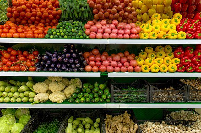 Доля продуктов из Турции составляла в общем потоке товаров менее 1%.