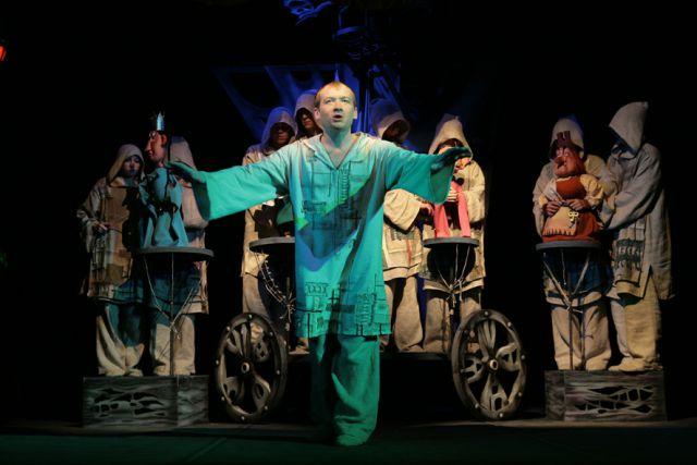 Театр кукол - это не «мимимишные» представления.
