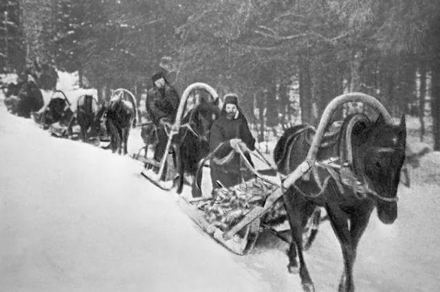 42 тонны продуктов спасли очень многих ленинградцев в самый страшный период блокады.