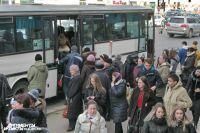 Общественный транспорт в Калининграде с мая будет ходить до 12 часов ночи.