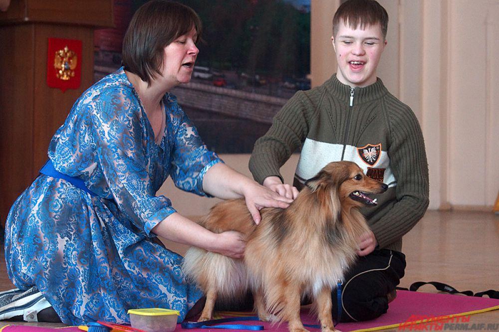 Канистерапия – уникальный метод лечения и реабилитации с использованием специально отобранных и обученных собак.