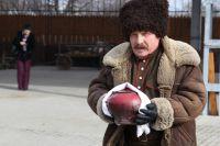 В Романовской картошку для туристов готовят в русской печи.