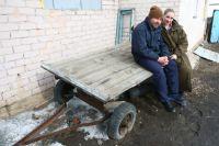 В деревне Сергей и Светлана даже ссориться стали реже -  некогда и не из-за чего.