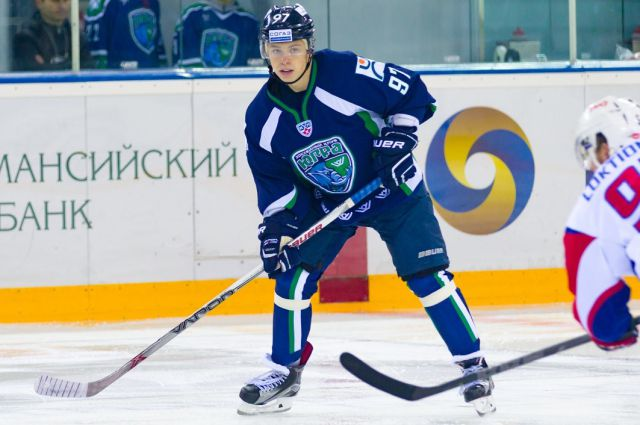 Никита Гусев.