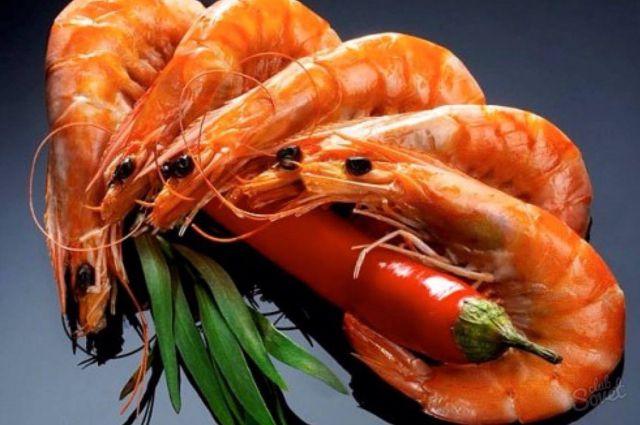 Россельхознадзор запретил ввоз в Калининград 69 тонн креветок из Эквадора.