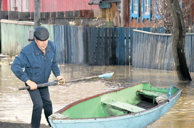 Горнозаводская зона Южного Урала страдает от затопления практически каждый год.