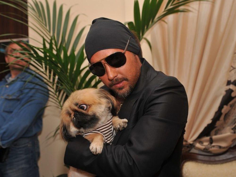 По словам Коляденко, это инопланетная собака, о которой он мечтал всю жизнь