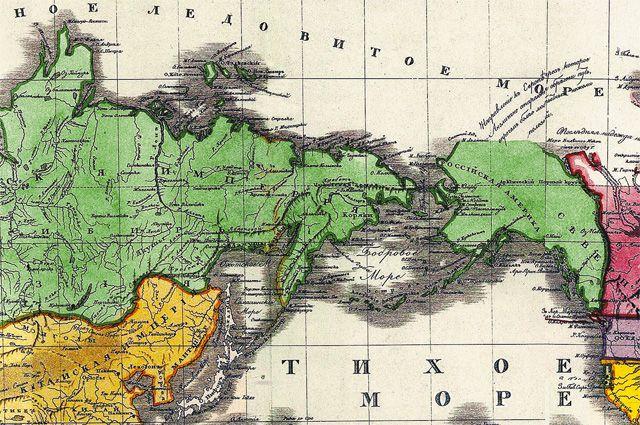 Аляска была продана США во времена Александра Второго