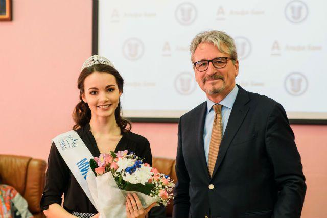 Олег Сысуев и Талия Айбедуллина