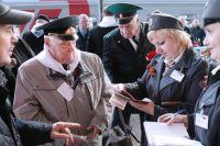 В 2016 году «Поезд  памяти» из Калининграда проедет до Новороссийска.