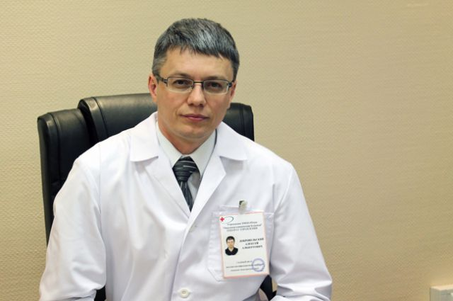 Главврач ОКБ Ханты-Мансийска Алексей Добровольский стал лидером общественного голосования.